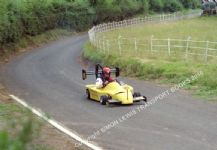 TRACKSTAR . Phil Jeffries. Shelsley Walsh July 1989